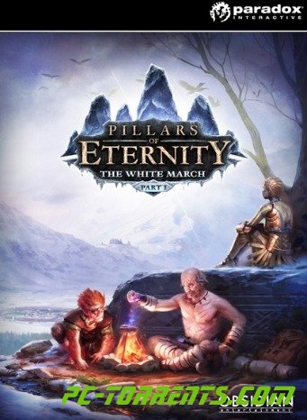 Pillars of Eternity: The White March (2015) PC