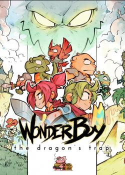 Wonder Boy: The Dragon's Trap (2017) PC