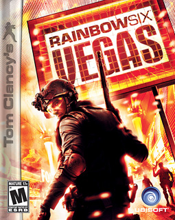 Tom Clancy's Rainbow Six: Vegas  (2006) PC