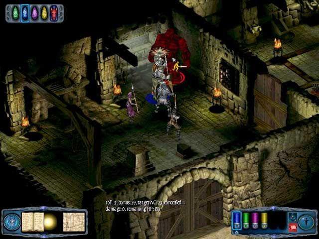 Скриншот Pool of Radiance: Ruins of Myth Drannor (2011) PC