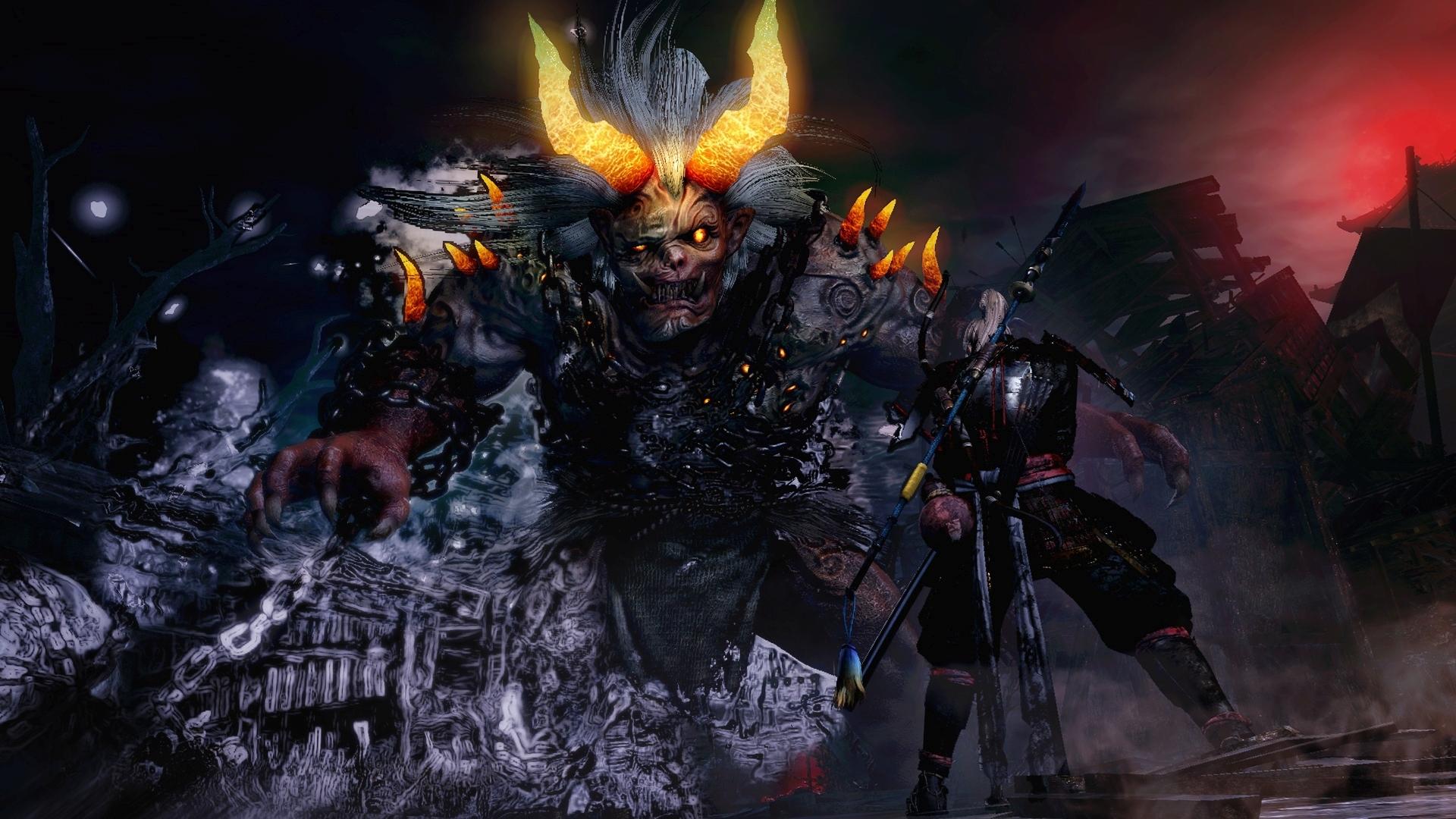 Скриншот Nioh: Complete Edition (2017) PC