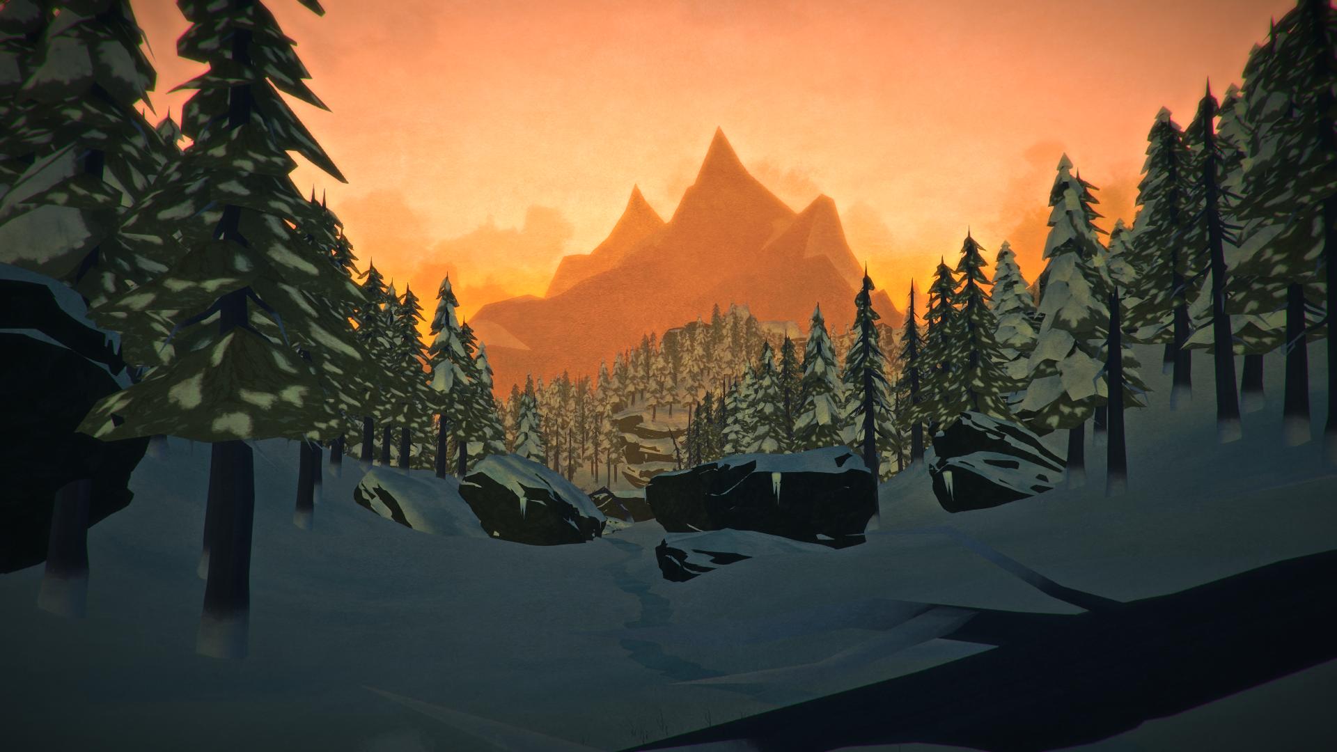 Скриншот The Long Dark (2017) PC