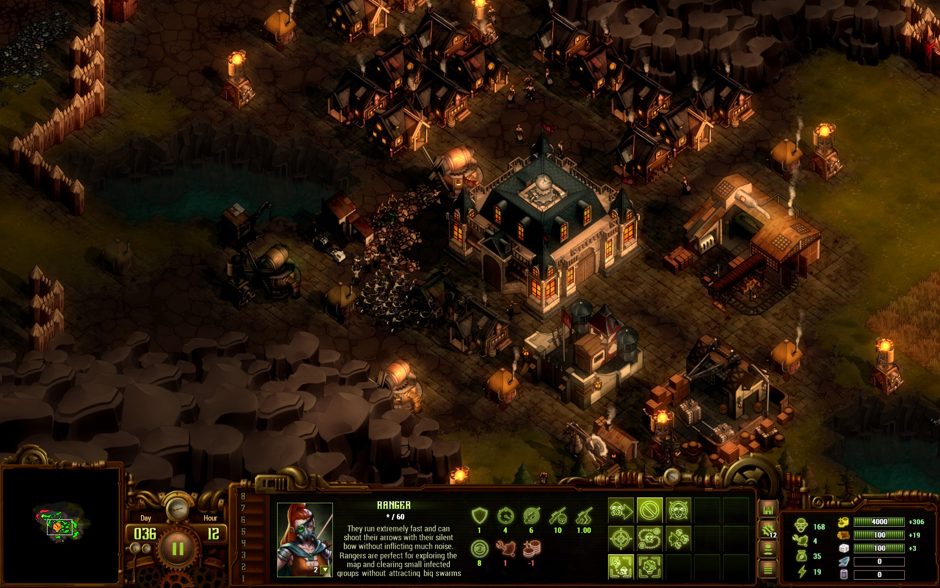 Скриншот They Are Billions (2017) PC