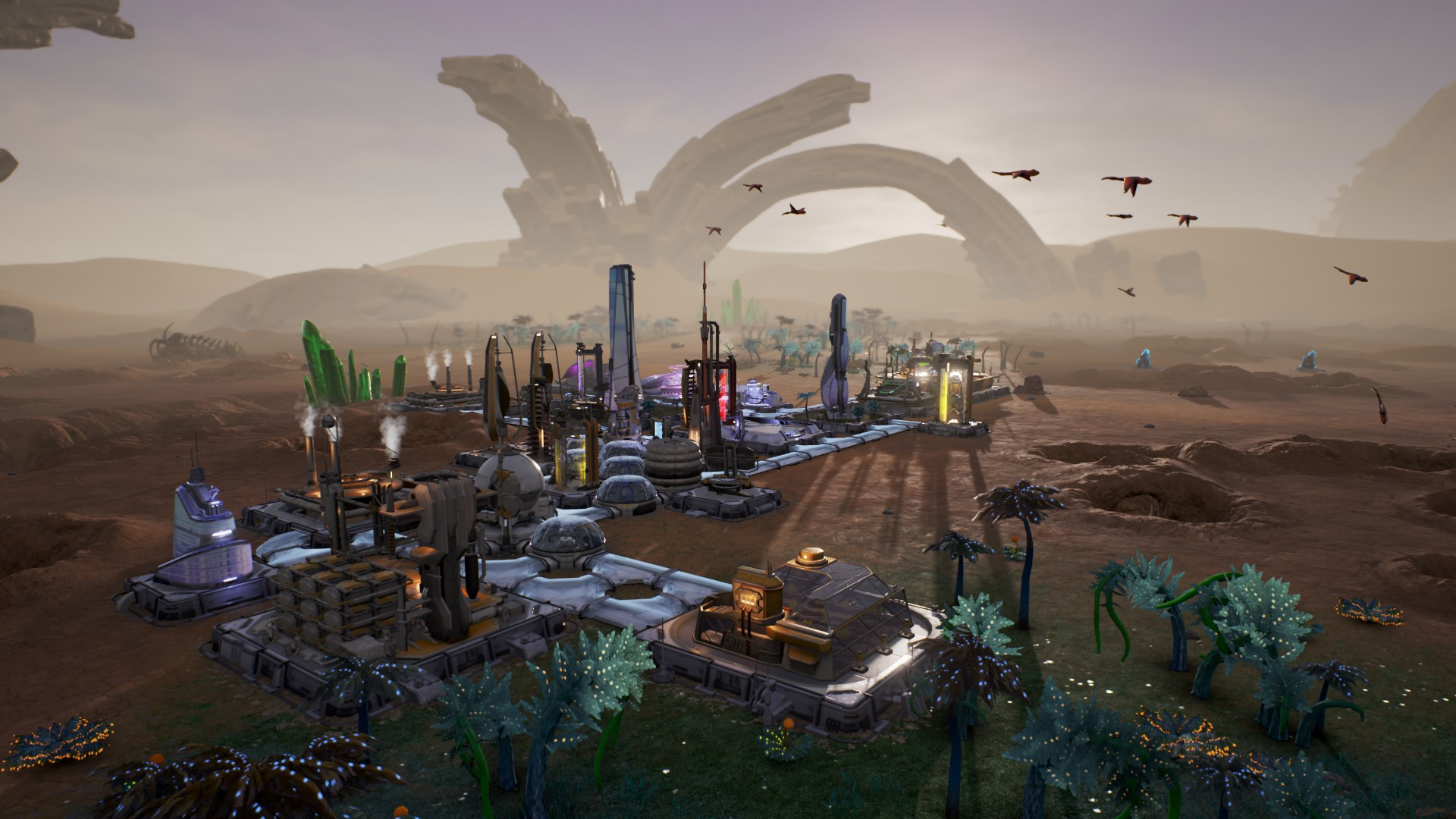 Скриншот Aven Colony (2017) PC