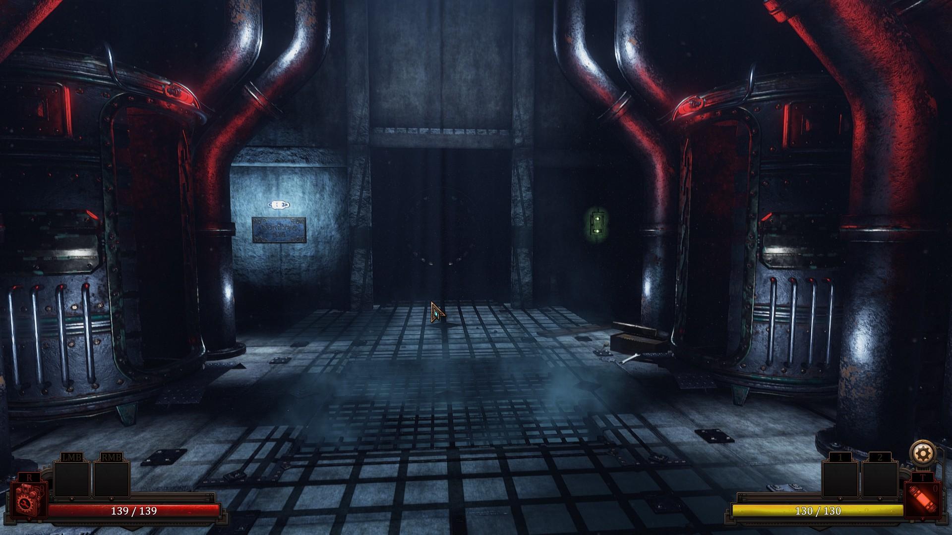 Скриншот Vaporum (2017) PC