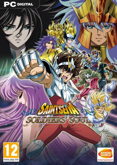 Saint Seiya: Soldiers 'Soul (2015) PC