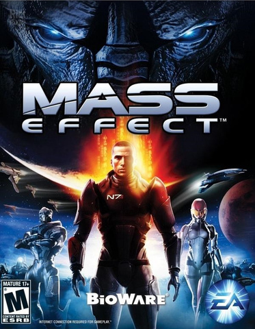 Mass Effect [v.1.02] (2008) PC