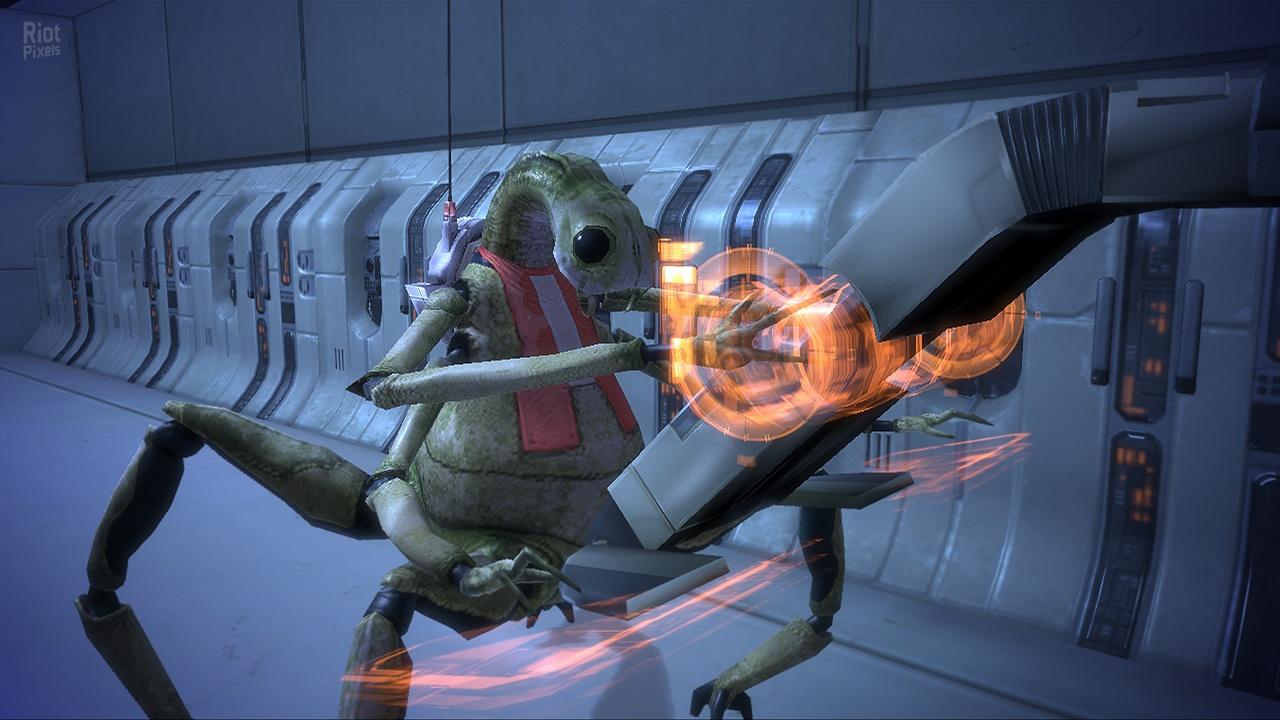 Скриншот Mass Effect [v.1.02] (2008) PC