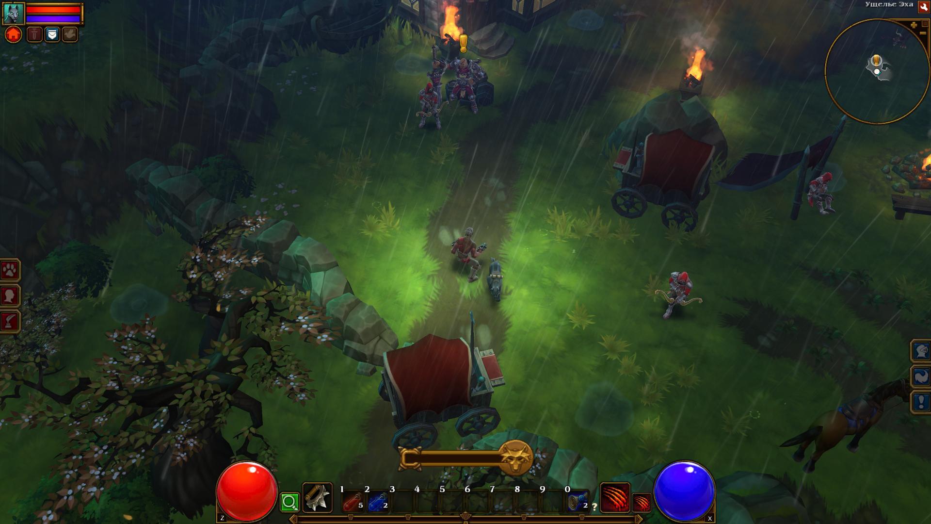 Скриншот Torchlight 2 [v.1.25.9.5] (2012) PC