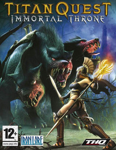 Titan Quest: Immortal Throne (2007) PC
