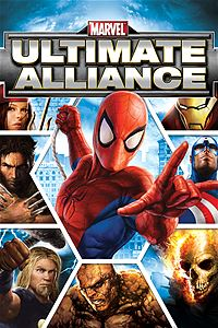 Marvel: Ultimate Alliance (2006) PC