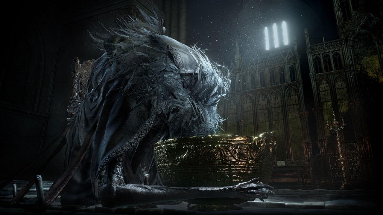 Скриншот Dark Souls III: Ashes of Ariandel (2016) РС