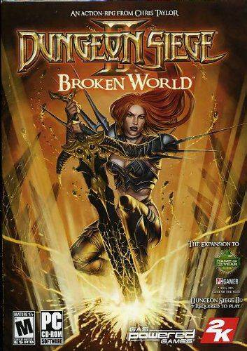 Dungeon Siege 2: Broken World (2006) РС