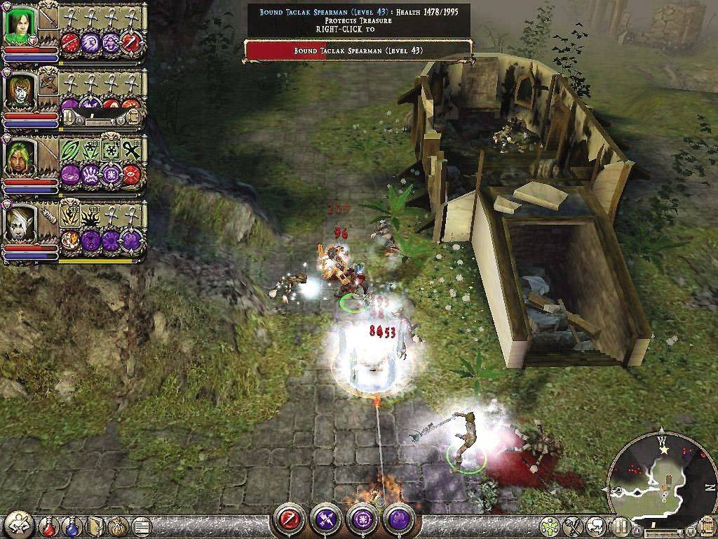 Скриншот Dungeon Siege 2: Broken World (2006) РС