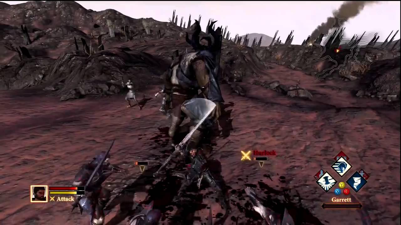 Скриншот Dragon Age 2 (2011) PC
