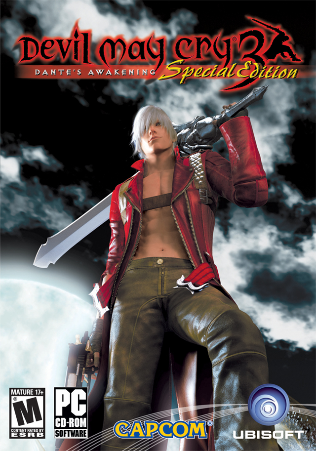Devil May Cry 3: Dante's Awakening - Special Edition (2007) PC