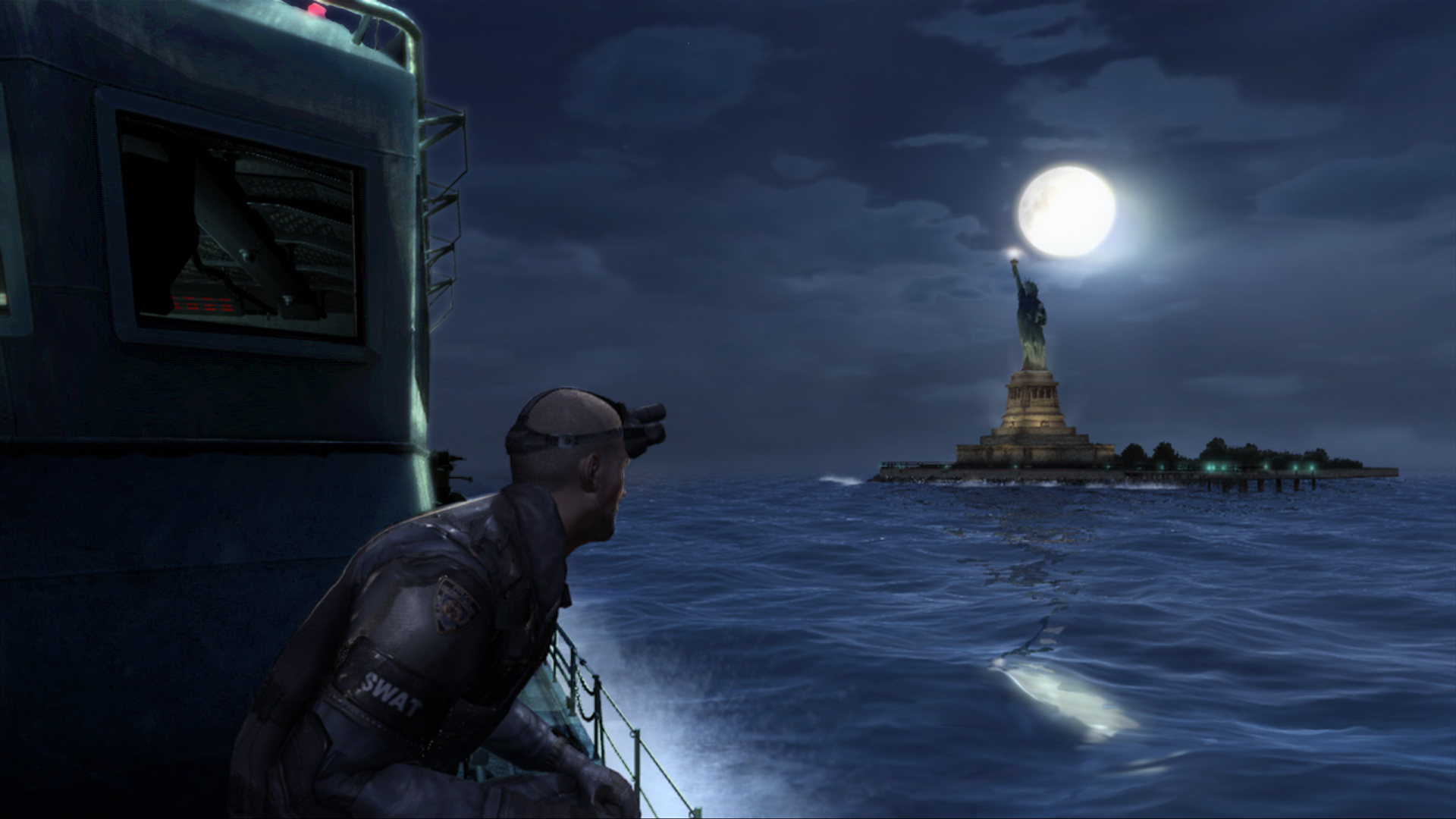 Скриншот Tom Clancy's Splinter Cell: Double Agent (2007) PC