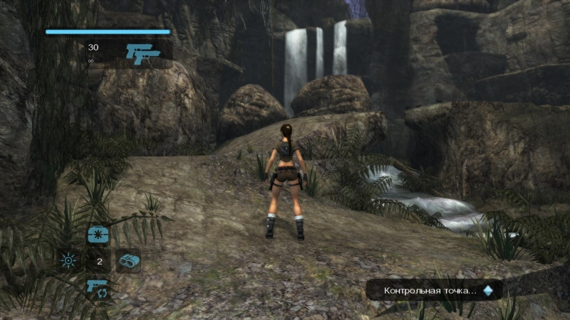 Скриншот Tomb Raider: Legend (2006) PC