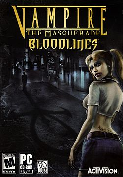 Vampire: The Masquerade Bloodlines [v.9.5] (2004) PC
