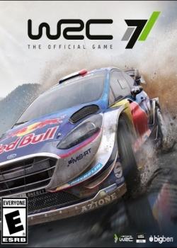WRC 7 FIA World Rally Championship (2017) PC