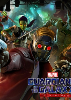 Marvel's Guardians of the Galaxy: The Telltale Series - Episode 1-5 (2017) PC