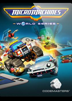 Micro Machines World Series (2017) PC