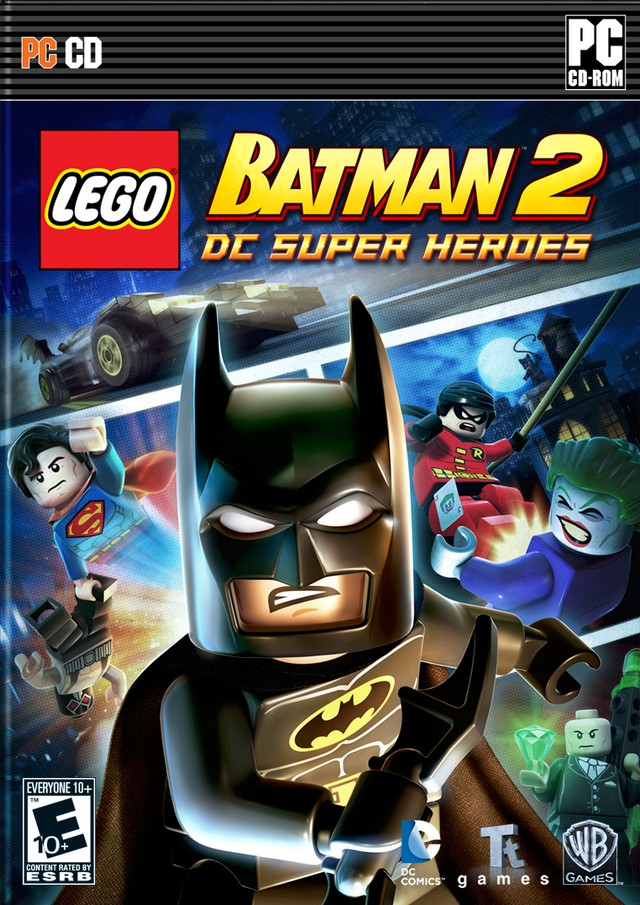 LEGO Batman 2: DC Super Heroes (2012) PC
