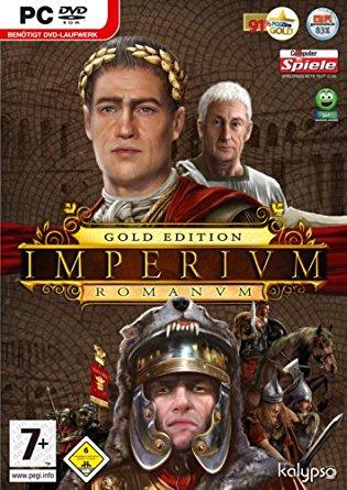 Imperium Romanum: Emperor Expansion (2008) PC