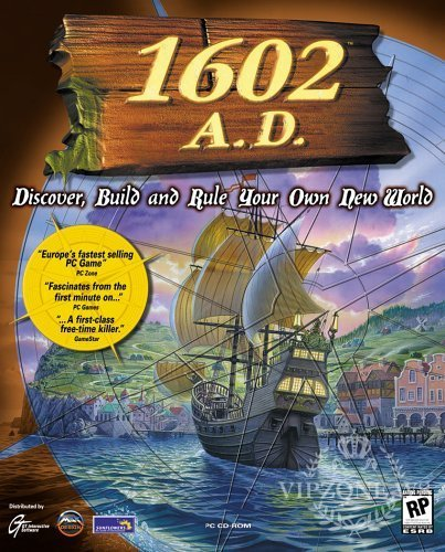 Anno 1602: Creation of a New World (1998) РС