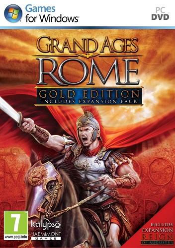 Великие Эпохи: Рим - Правление Августа (2010) PC