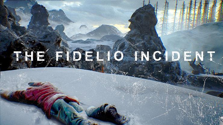 Скриншот The Fidelio Incident (2017) PC