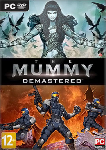 The Mummy Demastered (2017) PC