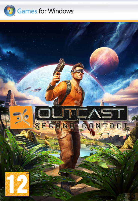 Outcast - Second Contact  (2017) PC