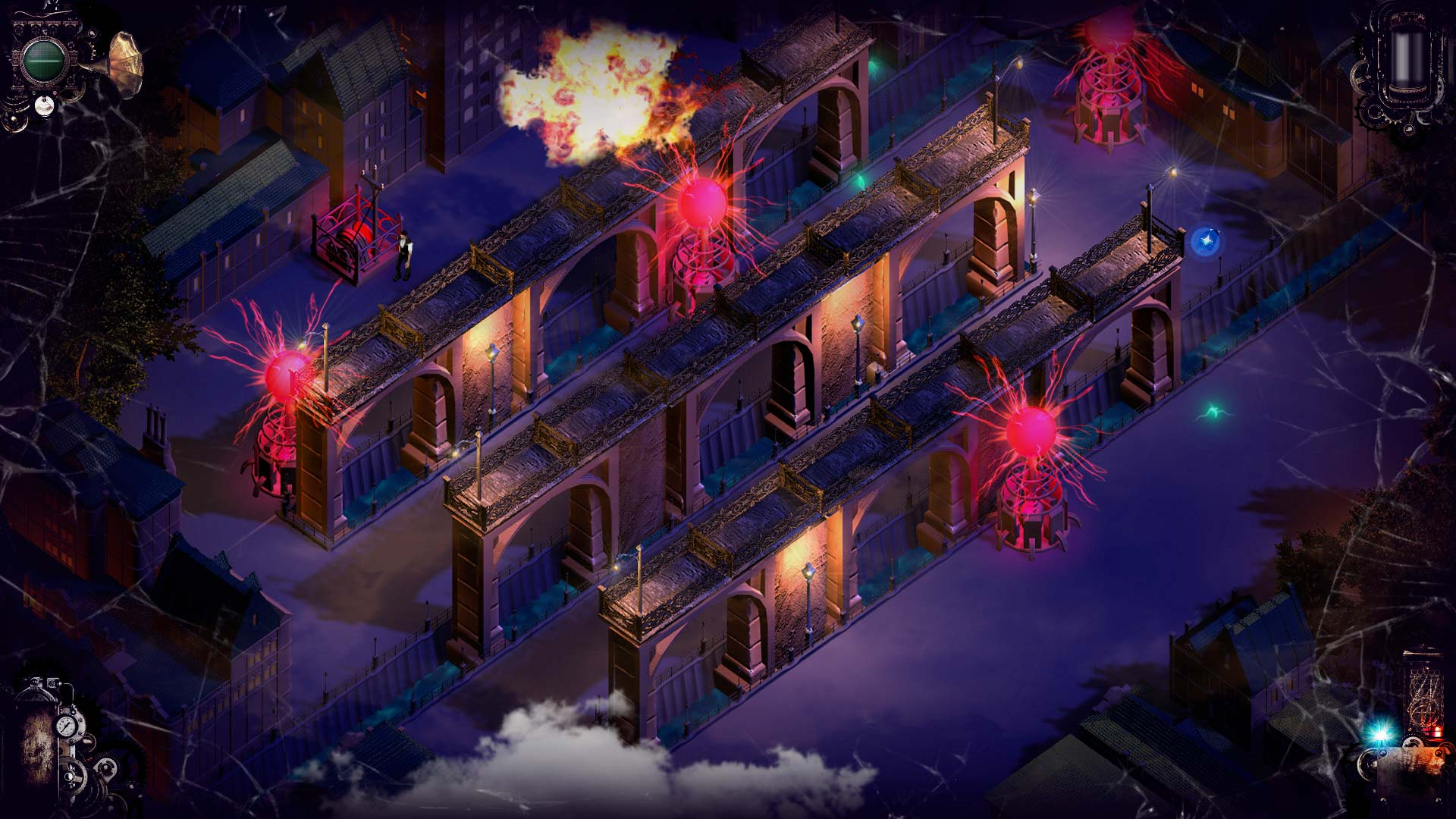 Скриншот Steamburg (2017) PC