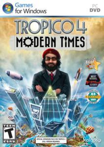 Tropico 4: Modern Times (2012) РС