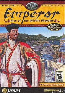 Emperor: Rise of the Middle Kingdom (2002) PC