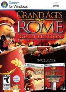 Grand Ages: Rome (2009) PC