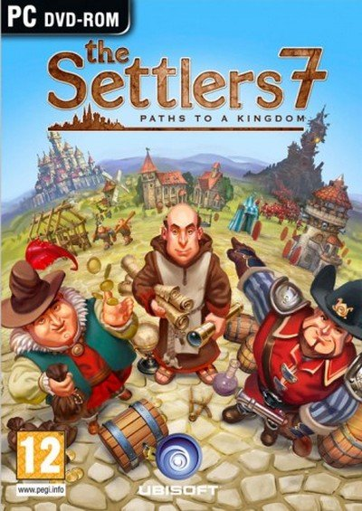 The Settlers 7: Paths to a Kingdom - Deluxe Gold Edition (2011) PC