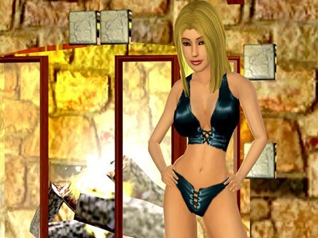 Скриншот Playboy: The Mansion (2005) PC