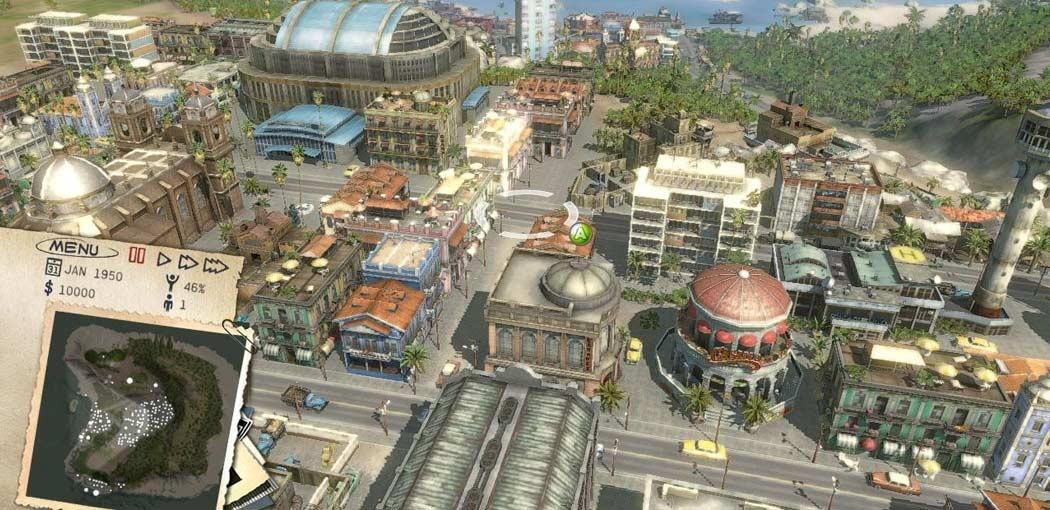 Скриншот Tropico 3 (2009) PC