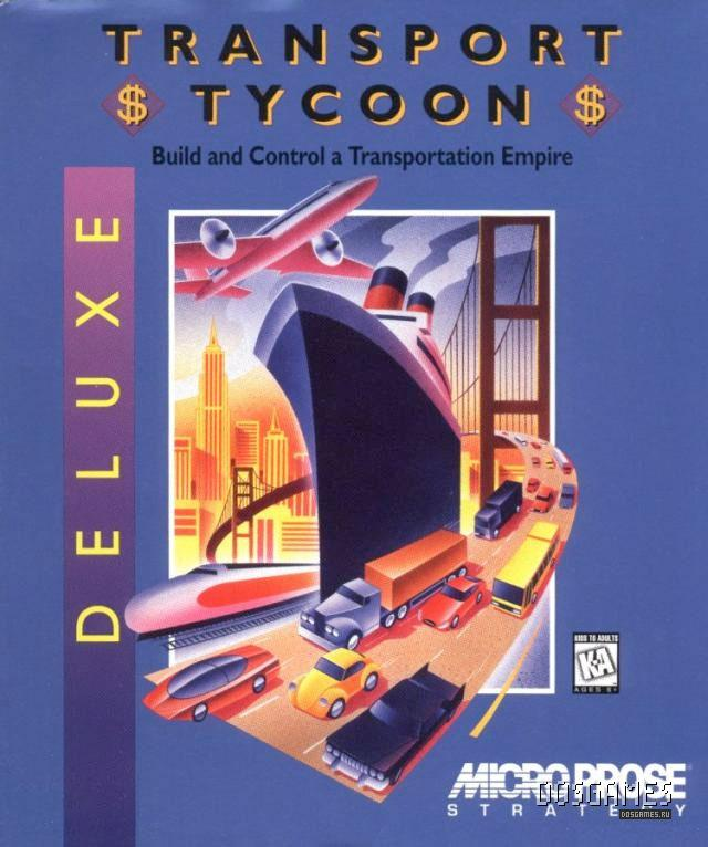 Transport Tycoon (1995) PC