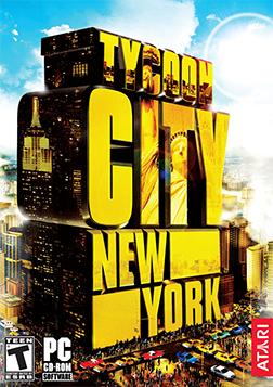 Tycoon City: New York (2006) PC