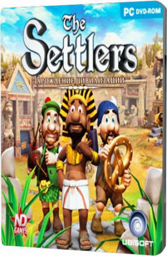 The Settlers II: Awakening of Cultures (2010) РС