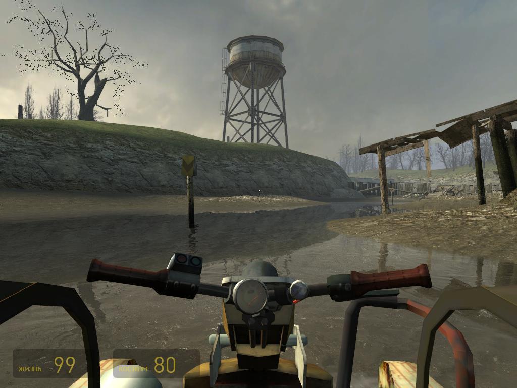 Скриншот Half-Life 2 (2004) PC