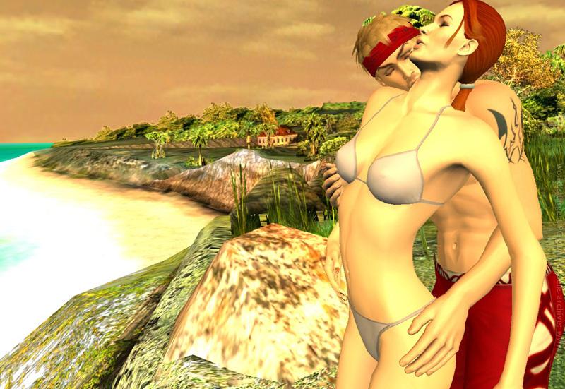 Скриншот Singles flirt up your life! (2004) PC