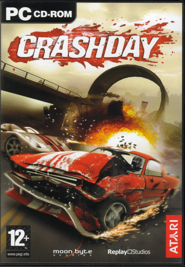 Crashday Redline Edition  (2017) PC