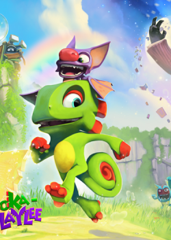 Yooka-Laylee: Digital Deluxe Edition  (2017) PC