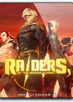Raiders of the Broken Planet - Founder's Pack (2017) PC