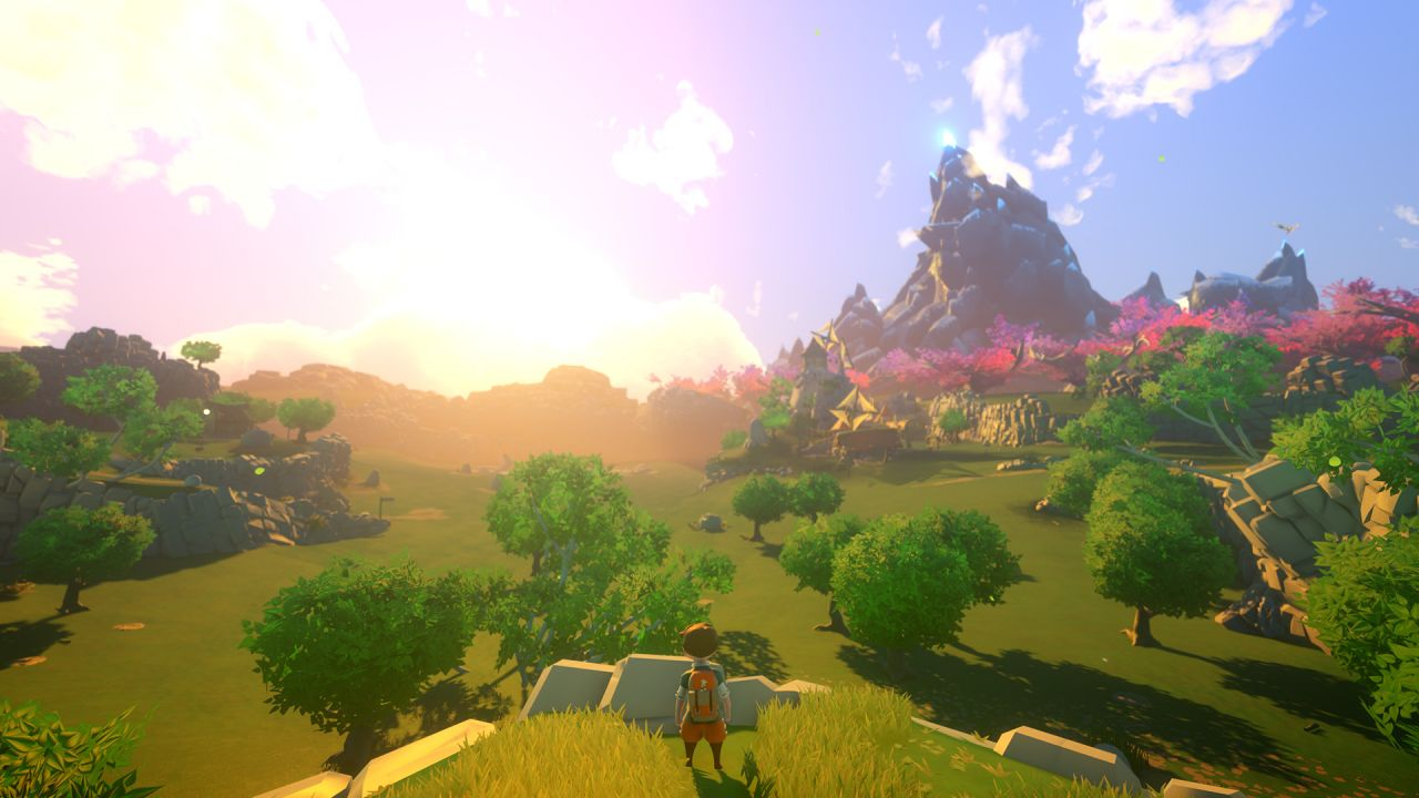 Скриншот Yonder: The Cloud Catcher Chronicles (2017) PC