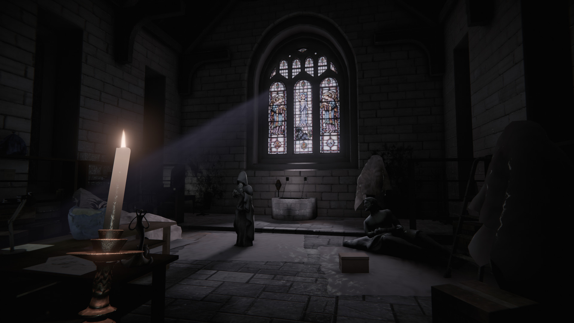 Скриншот Don't Knock Twice (2017) PC